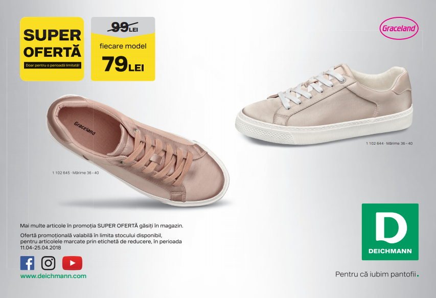 Deichmann at coupons